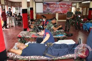 RRI Denpasar Donor Darah Kumpulkan 127 Kantong