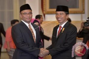 Pelantikan PAW Komisioner KPU