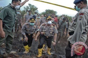 Police Chief Orders Arrest of Forest Fire Perpetrators