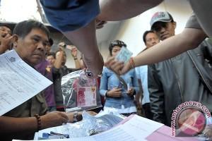 Satpol PP Denpasar Menggelar Sidang KTR