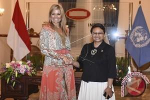 Ratu Belanda Maxima Puji Pembiayaan Inklusi Indonesia