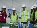 Presiden Tinjau Perkembangan Proyek LRT