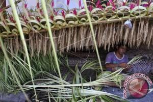 Kegiatan Pasar Murah Sambut Galungan Di Bali