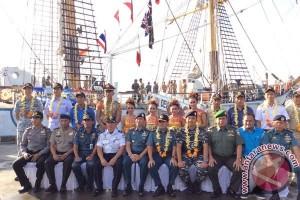 Ratusan Taruna ASEAN Merapat Di Bali