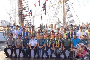 Hundreds Of ASEAN Cadets Arrive In Bali