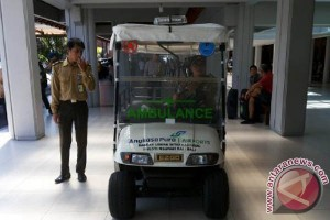 Bandara Ngurah Rai Miliki Ambulance Keliling