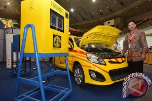 Mobil Listrik Universitas Indonesia