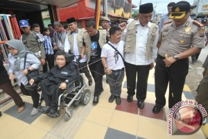 Trotoar Ramah Disabilitas