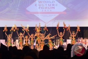 World Culture Forum 2016 Resmi Dibuka