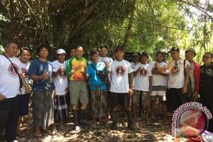 WBT Tanam Padi Bersama Petani Subak Sogsogan