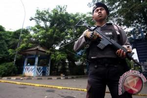 Tiga Polisi Diserang Di Pos Lantas Tangerang