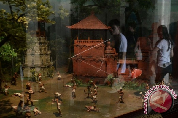 Wisatawan Tiongkok minati wisata Monumen Perjuangan Rakyat Bali