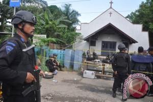 Peledakan di Gereja Samarinda Dilakukan Teroris