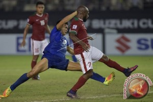 Indonesia Bermain Imbang Lawan Filipina 2-2