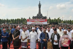 Gubernur Bali Ajak Konsisten Amalkan Pancasila