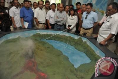 Menteri Jonan Minta Pemda Lestarikan Geopark Batur