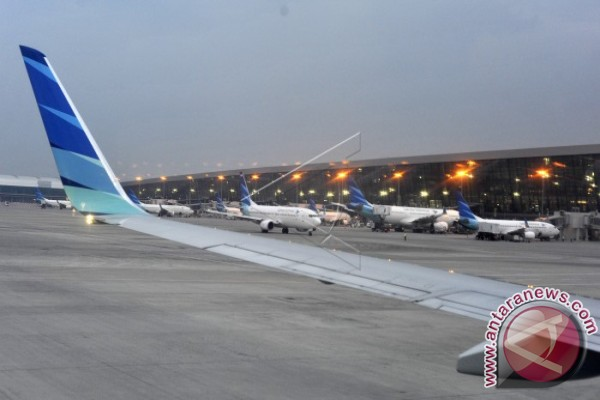 Garuda Indonesia Tambah 45.000 Kursi Saat Lebaran