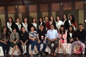 Putri Bali Ikut Promosi Pariwisata
