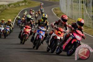 Ratusan Pebalap Indonesia Berkompetisi di Motoprix 2016