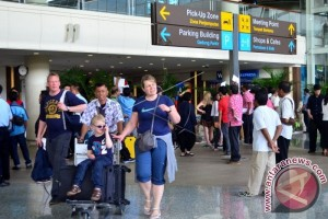 Kunjungan Wisman Ke Bali Capai 4,07 Juta