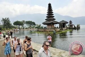 Kunjungan Ke Danau Beratan Meningkat 100 Persen