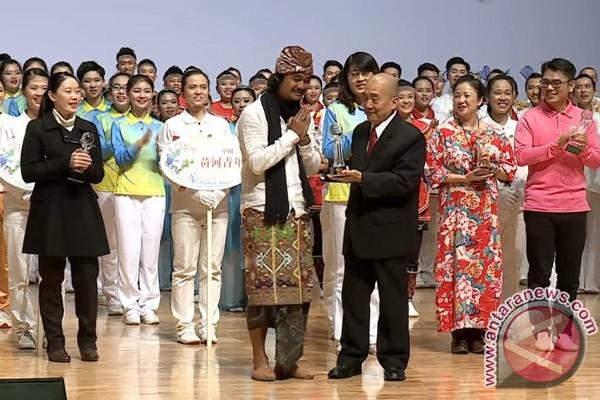 Gus Teja Pentaskan Musik Bali  Ke Taiwan