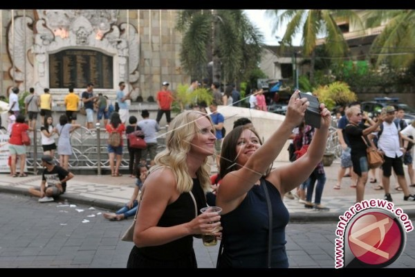 Number Of Foreign Tourist Arrivals In Bali Up By 23.30 Percent