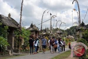 Rumah Adat Bambu Berusia Seabad Di Penglipuran-Bali