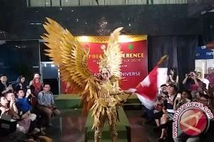 """""""Garuda"""" akan Antarkan Puteri Indonesia 2016 Bertarung di Miss Universe"""