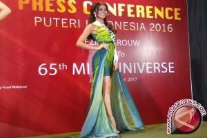 Kezia Warouw Siap Berlaga di Ajang Miss Universe 2016