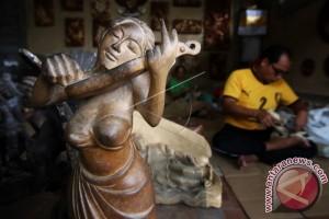 Bali Ekspor Patung Kayu Naik 11,50 Persen
