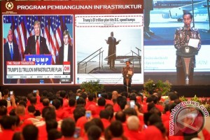 Jokowi Bicara Medsos, Trump, dan Syukur Bangsa Ini kepada Pancasila