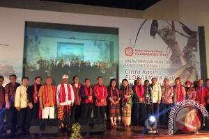 Pastika Ajak Flobamora Bali Bangun Pulau Dewata