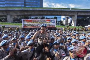 Kapolri Pimpin Pelepasan Pasukan Perdamaian FPU IX