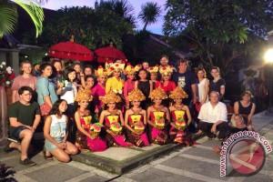 23 Mahasiswa Australia Akhiri Program Bali Studio di Bali