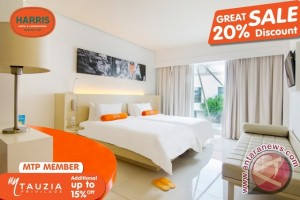 Great Sale Promo for staying at HARRIS-POP! Hotels & Conventions Denpasar Bali