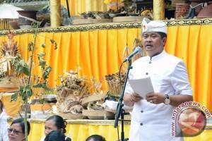 Wagub Bali: Jadikan Pagerwesi Momentum Penyucian Diri