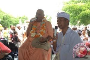 Tokoh Hindu Australia Kunjungi Bali