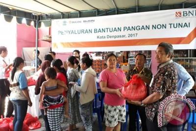 Bali Luncurkan Bantuan Pangan Non Tunai