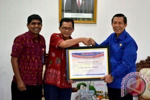 Bali Raih Penghargaan Kepatuhan Tinggi Dari Ombudsman