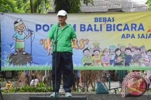 """Gubernur Bali Dukung Gerakan """"Seribu Rupiah Sehari"""""""