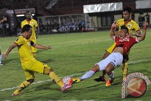 Bali United Imbang Lawan Sriwijaya FC