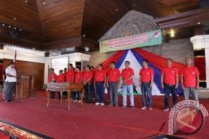 Pengurus FOPI Kabupaten Gianyar Dikukuhkan
