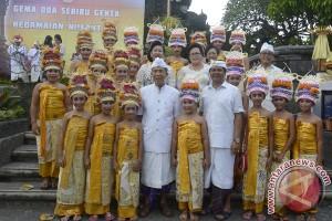 Masyarakat Bali Gelar Gema Doa Seribu Genta