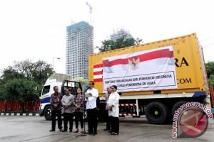 Bantuan Beras untuk Sri Lanka