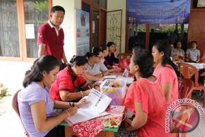 Pelayanan KB Gratis di Desa Batuan, Jaring Akseptor KB Jangka Panjang