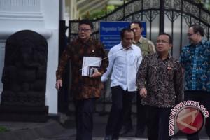 Mendagri Melapor Kepada Presiden Bahwa Pilkada Tertib dan Aman