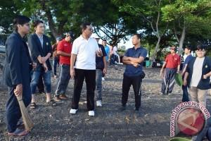 Wabup Sutjidra Pantau Gotong Royong Pasca Bencana