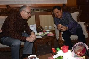 Dubes AS Jonovan Berkunjung ke Pemkot Denpasar