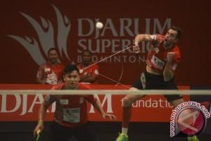 Hasil Pertandingan dan Klasemen Sektor Putra Djarum Superliga 2017